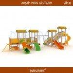 AP16 - Wood Playground Areas