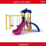 MP01 - Metal Playground Areas