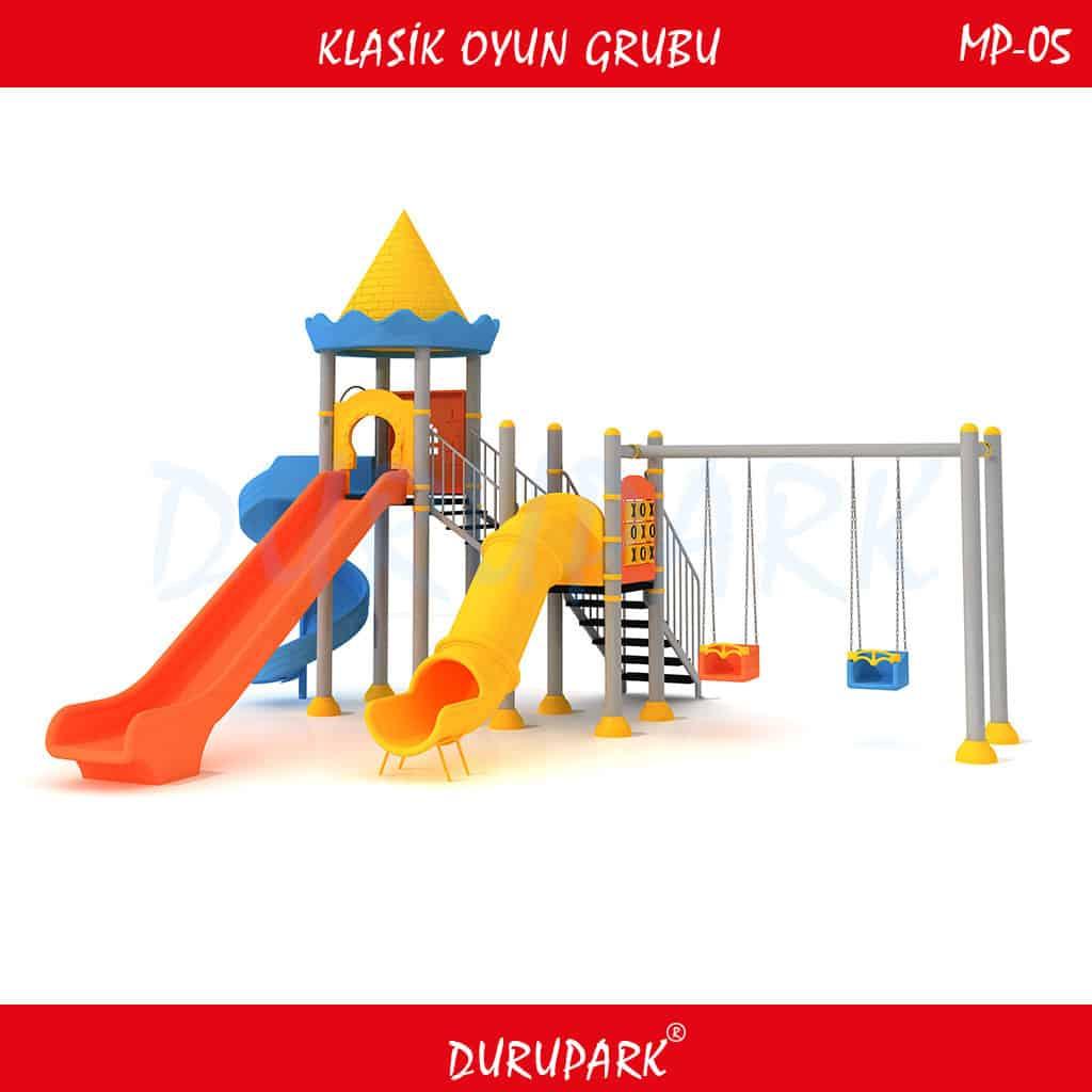 MP05 - Metal Playground Areas