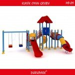 MP09 - Metal Playground Areas