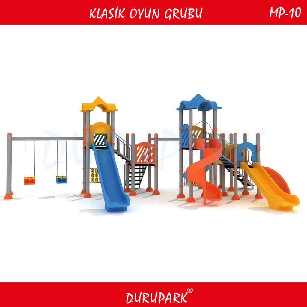 MP10 - Metal Playground Areas