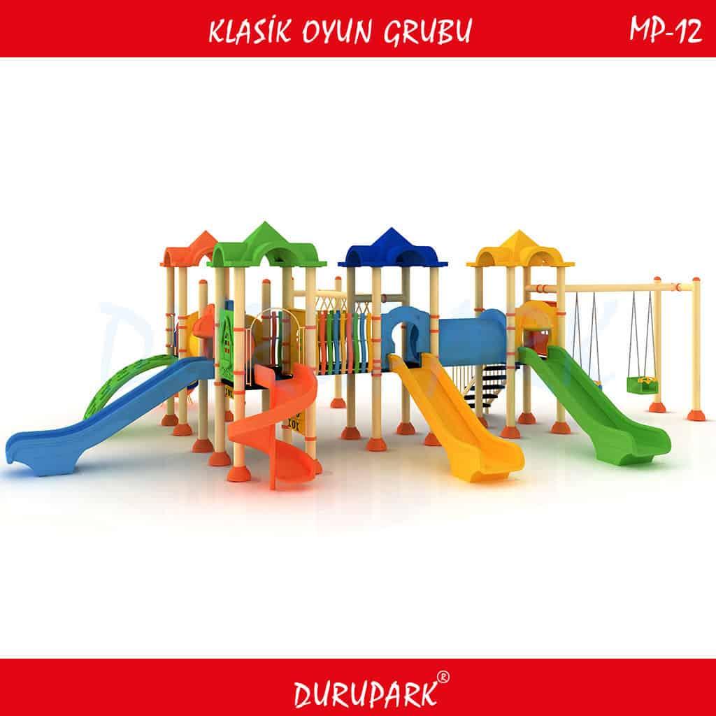 MP12 - Metal Playground Areas