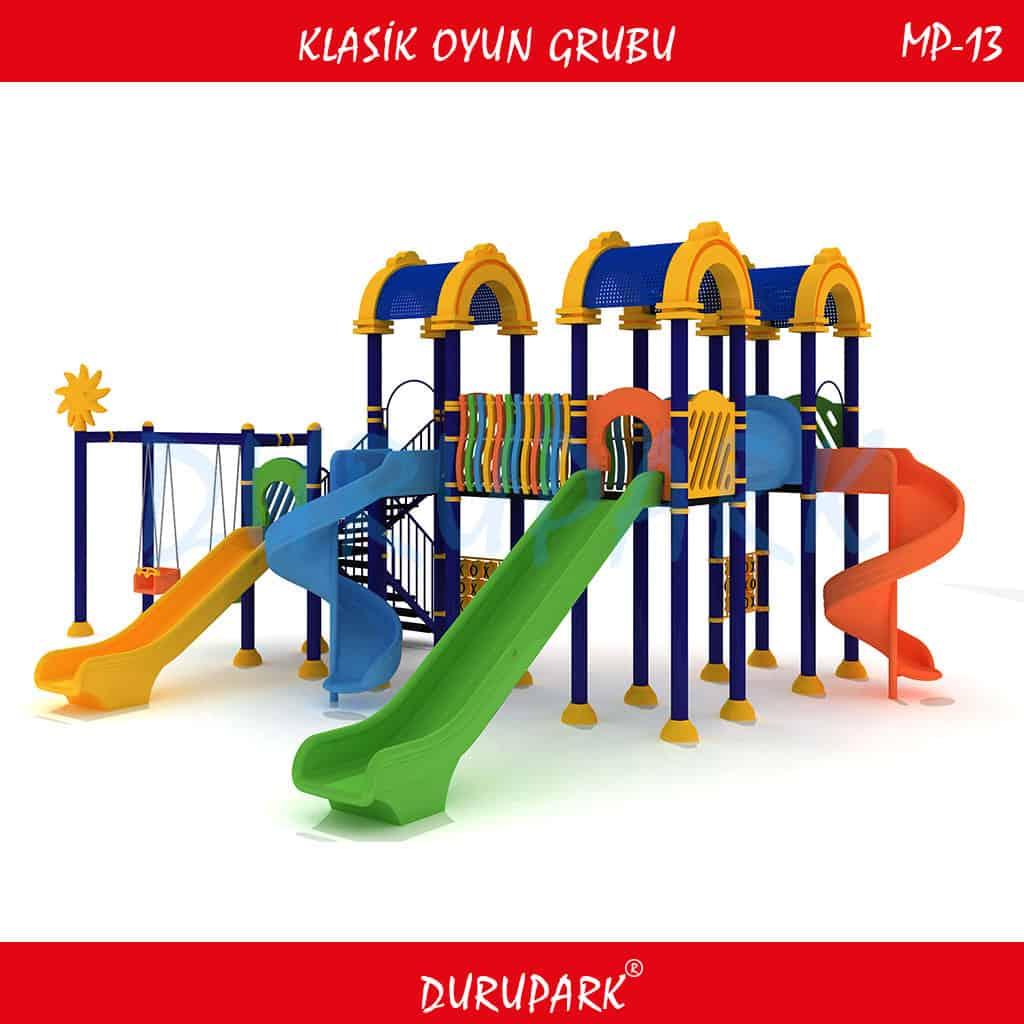 MP13 - Metal Playground Areas