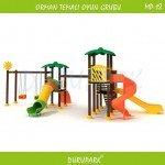 MP18 - Metal Playground Areas