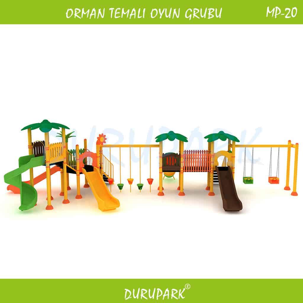 MP20 - Metal Playground Areas