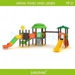MP21 - Metal Playground Areas