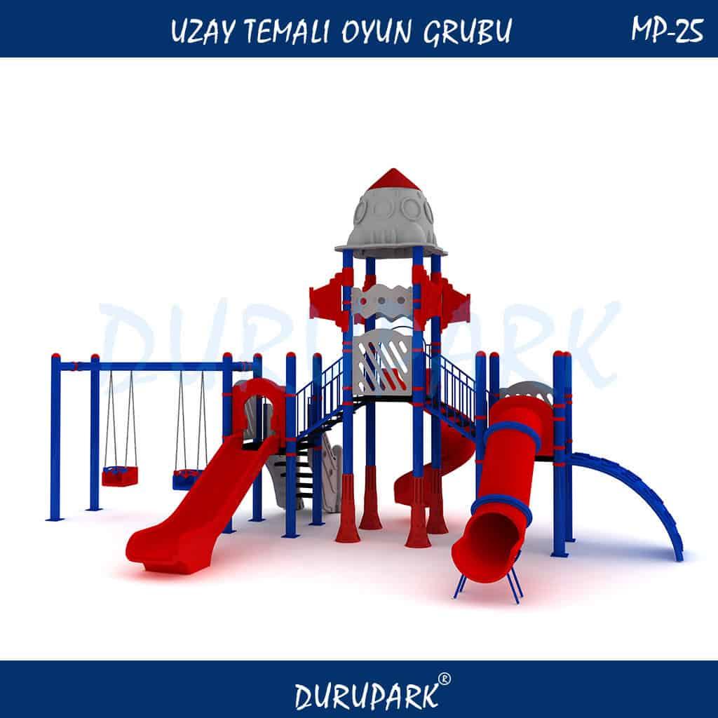 MP25 - Metal Playground Areas