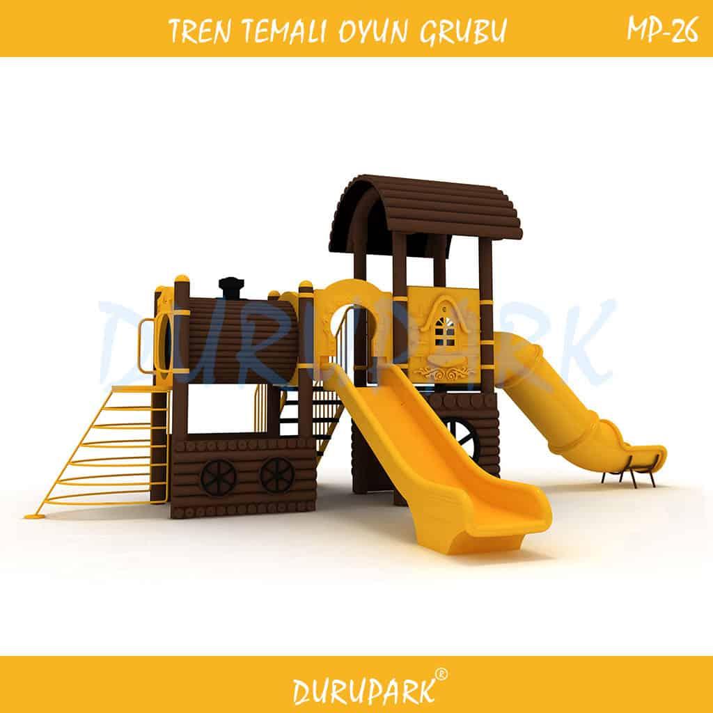 MP26 - Metal Playground Areas