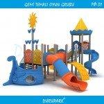 MP31 - Metal Playground Areas
