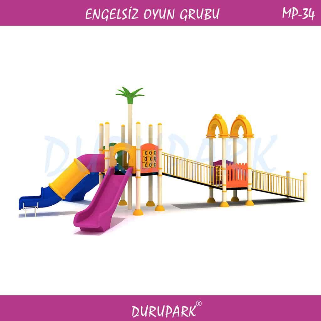 MP34 - Metal Playground Areas