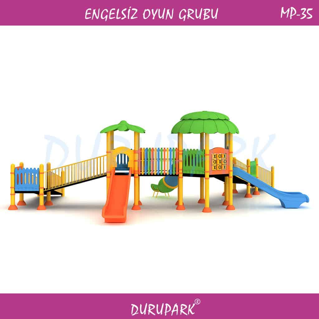 MP35 - Metal Playground Areas