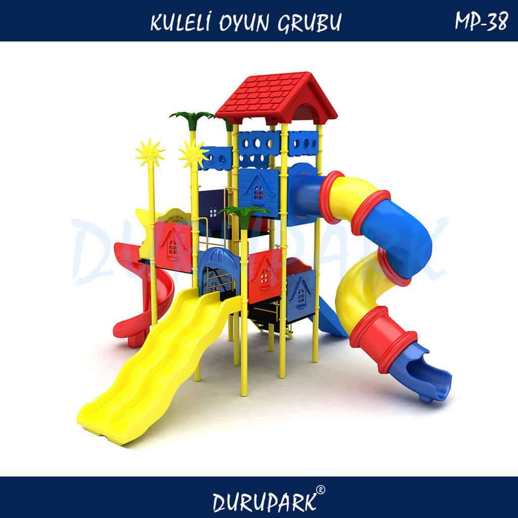 MP38 - Metal Playground Areas